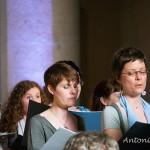 46. Chants du petit Ciel, Temple d'Orbe, 10.5.15, photo©Antonio Campanile