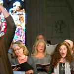 47. Chants du petit Ciel, Temple d'Orbe, 10.5.15, photo©Antonio Campanile