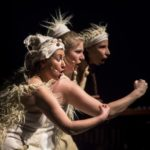 Nouveau trio Norn avec Yveline Schwab, cérémonie du FIFF Fribourg, 11.3.16